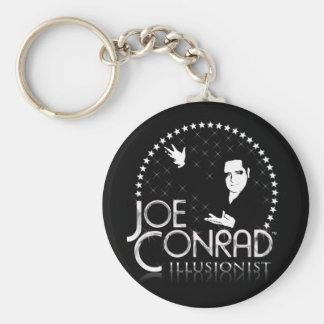 Illusionist Joe Conrad Key Chain