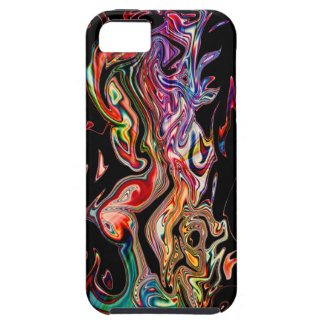 Illusions iPhone 5 Cover