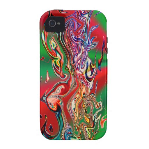 Illusions Vibe iPhone 4 Covers