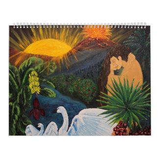 Illustrated Bible Calendar