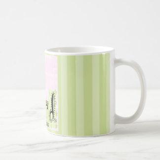 Illustrated Bird Coffee Mug