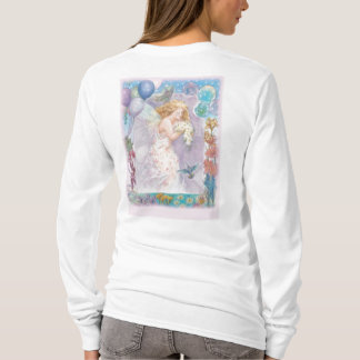 ILLUSTRATED FAIRY BIRTHDAY GREETING T-Shirt