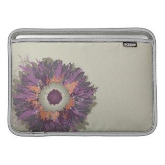Illustrated Flower MacBook Air Sleeve