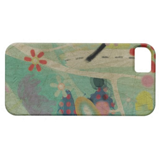 Illustrated iphone case Rupydetequila iPhone 5 Cases
