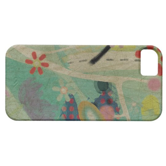 Illustrated iphone case Rupydetequila