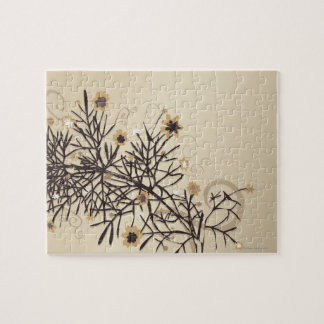 Illustrated Plant 2 Jigsaw Puzzle