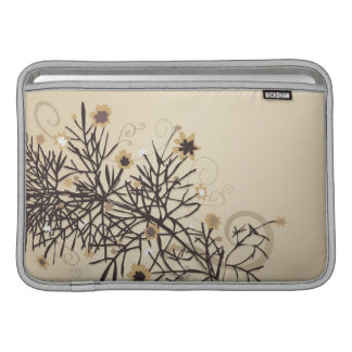 Illustrated Plant 2 Sleeve For MacBook Air