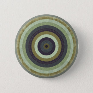 Illustrated Radial Pattern Button