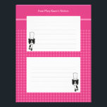 "Illustrated recipe pages for binders<br><div class=""desc"">Illustrative pages for recipes with a fun cartoon character.</div>"