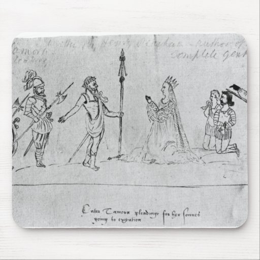 Illustration Andronicus, by William Mousepads