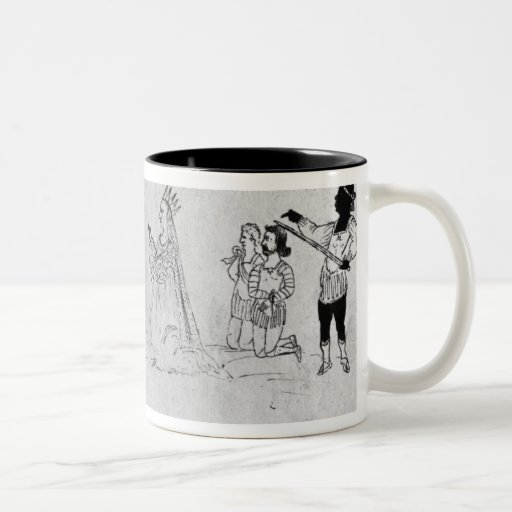 Illustration Andronicus, by William Coffee Mugs