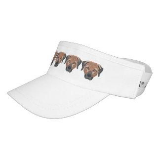 Illustration Dog Brown Labrador Visor