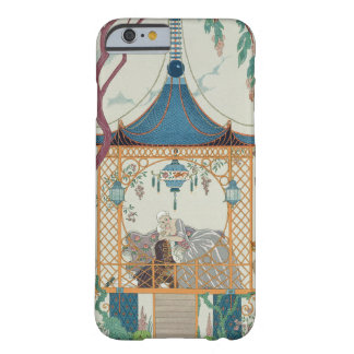 Illustration for 'Fetes Galantes' by Paul Verlaine Barely There iPhone 6 Case