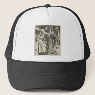 Illustration for The Ballad of Oriana Trucker Hat