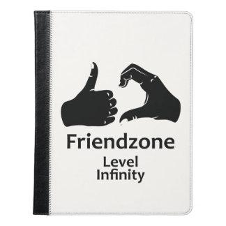 Illustration Friendzone Level Infinity iPad Case