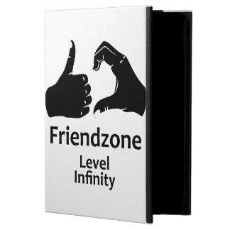 Illustration Friendzone Level Infinity Powis iPad Air 2 Case