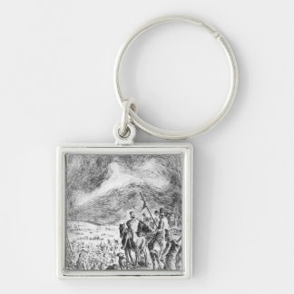 Illustration from Campana en el ejercito Keychains