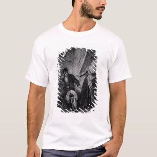 Illustration from Colomba by Prosper Merimee T-Shirt
