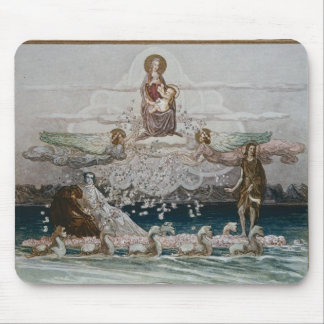 Illustration from Dante's 'Divine Comedy' 2 Mouse Pad