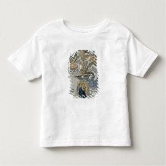Illustration from Dante's 'Divine Comedy' Toddler T-shirt