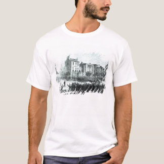 Illustration from 'Harper's Weekly' magazine T-Shirt