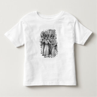 Illustration from 'Le Bourgeois Gentilhomme' Toddler T-shirt