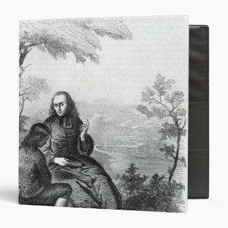 Illustration from 'L'Emile' Binder