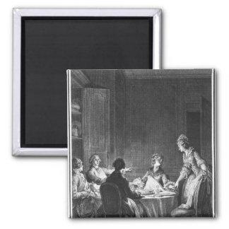 Illustration from 'L'Emile' Magnet