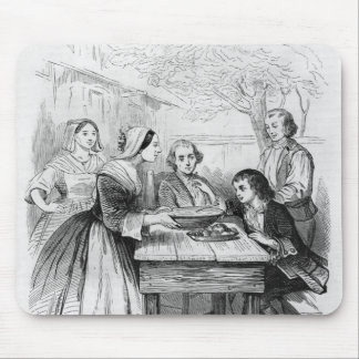 Illustration from 'L'Emile' Mouse Pad