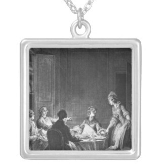 Illustration from 'L'Emile' Pendants