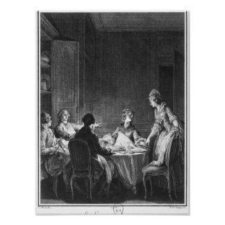 Illustration from 'L'Emile' Poster