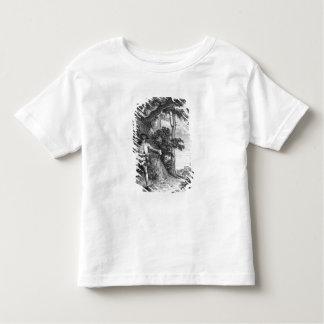 Illustration from 'L'Emile' Toddler T-shirt