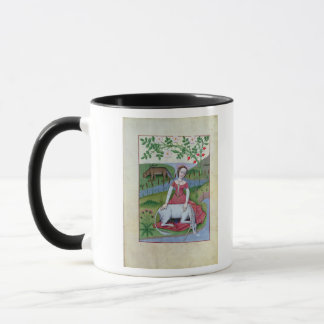 Illustration from the 'Book of Simple Medicines' Mug