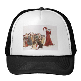 Illustration from The Pied Piper of Hamelin Book Trucker Hat