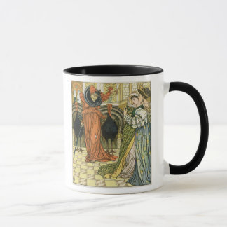 Illustration from The Yellow Dwarf, first edition Mug