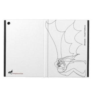 Illustration from Zimazans iPad Air Covers