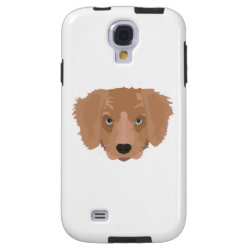 Case-Mate Barely There Samsung Galaxy S4 Case with Labrador Retriever Phone Cases design