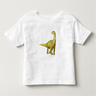 Illustration of a Camarasaurus Toddler T-shirt