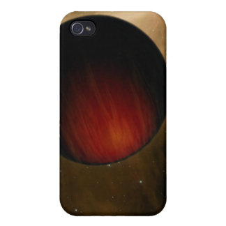 Illustration of a hot Jupiter called HD 149026b Case For iPhone 4