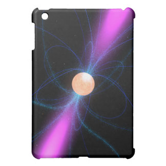 Illustration of a pulsar 2 iPad mini case
