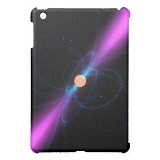 Illustration of a pulsar iPad mini covers