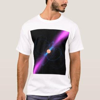 Illustration of a pulsar T-Shirt