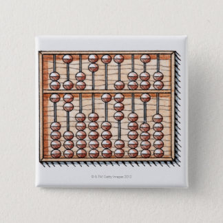 Illustration of abacus button