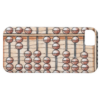 Illustration of abacus iPhone SE/5/5s case