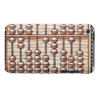 Illustration of abacus iPod Case-Mate case