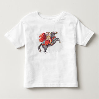 Illustration of Alexander the Great Toddler T-shirt