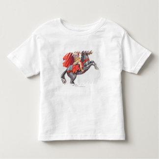 Illustration of Alexander the Great Tshirt