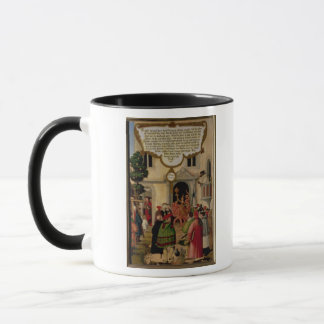 Illustration of Christ's teaching Mug