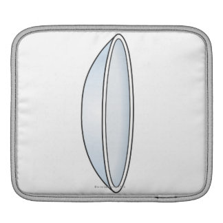 Illustration of Contact Lens iPad Sleeve