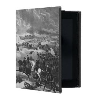 Illustration of the Battle of Gettysburg iPad Folio Case
